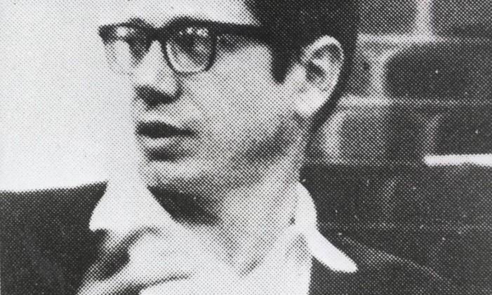 O autor curitibano Dalton Trevisan Foto: Arquivo O Globo