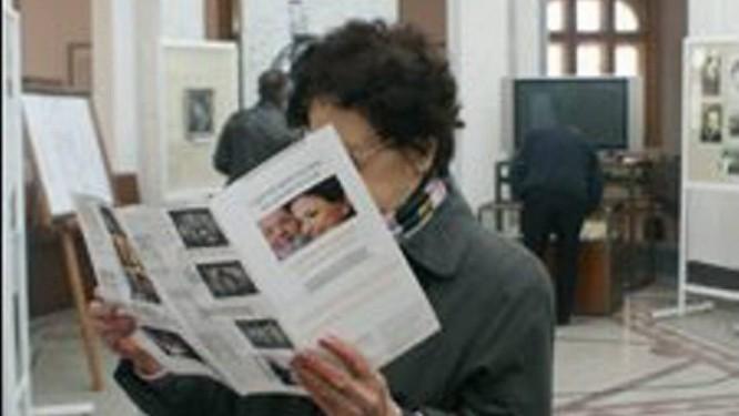 Exposição sobre a família de Dilma Rousseff na Bulgária - Divulgação