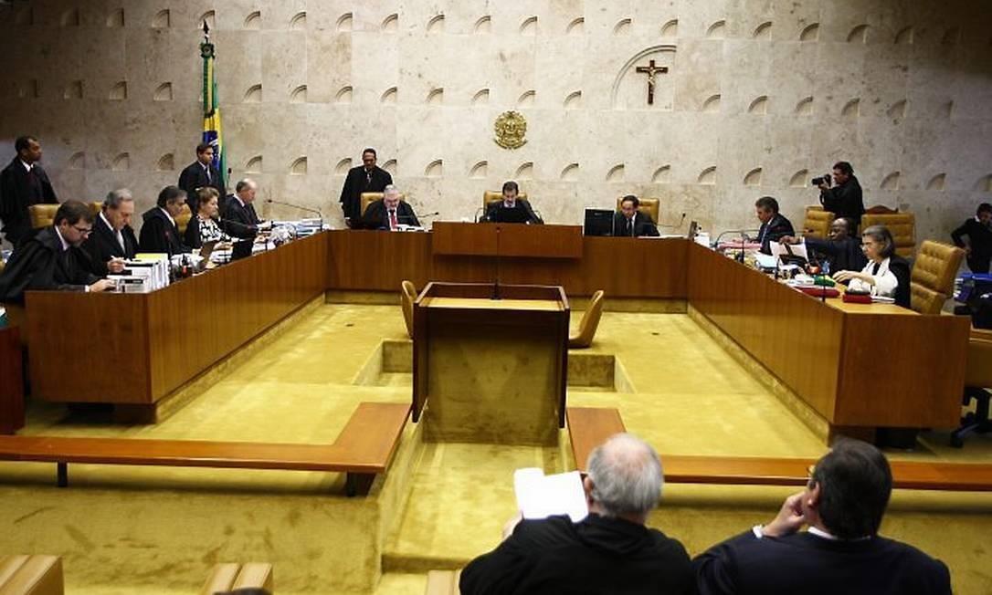 Sessão do STF para decidir recurso de Jader Barbalho terminou empatada - Foto de Ailton de Freitas