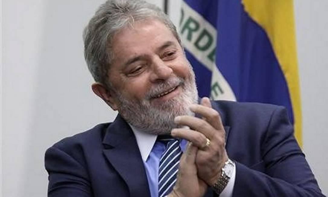 O presidente Lula em foto de arquivo - Reuters