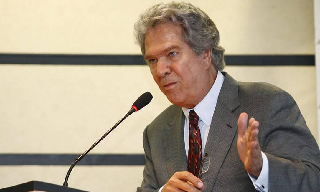 O ex-ministro Helio Costa - Eliaria Andrade Arquivo