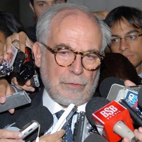 Marco Aurélio Garcia. Foto: Foto de arquivo