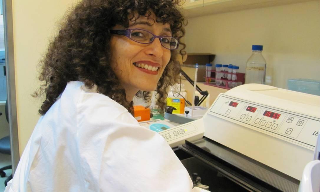 A neurocientista Michal Schnaider Beeri: investimento em pesquisas sobre o Alzheimer está aumentando, mas ainda não se compara aos esforços contra o câncer Foto: Agência O Globo