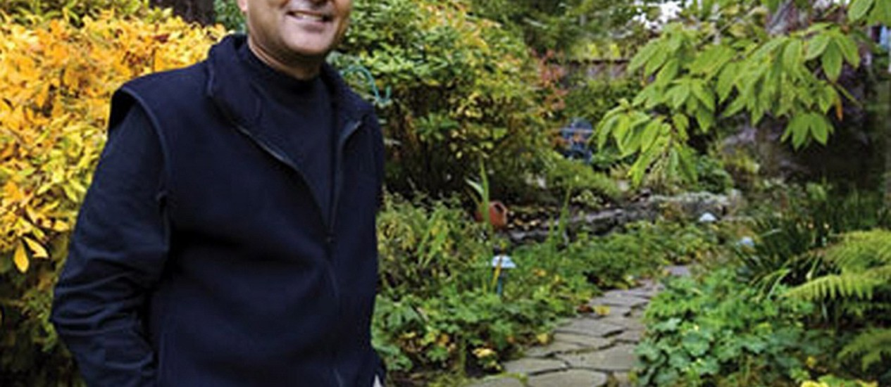 Ajay Bhatt, executivo da Intel e inventor do USB Foto: Foto Reprodução