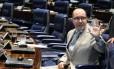 O senador Demóstenes Torres vai se defender nesta terça-feira no Senado contra acusações