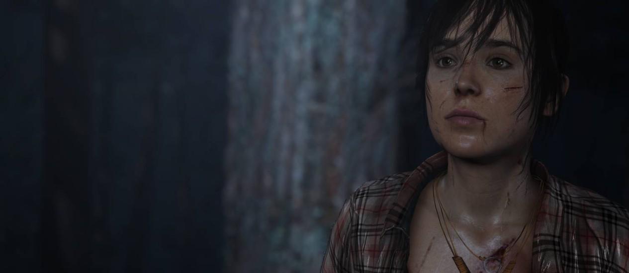 Beyond: Two Souls é jogo para PlayStation 3 estrelado por Ellen Page Foto: Divulgação