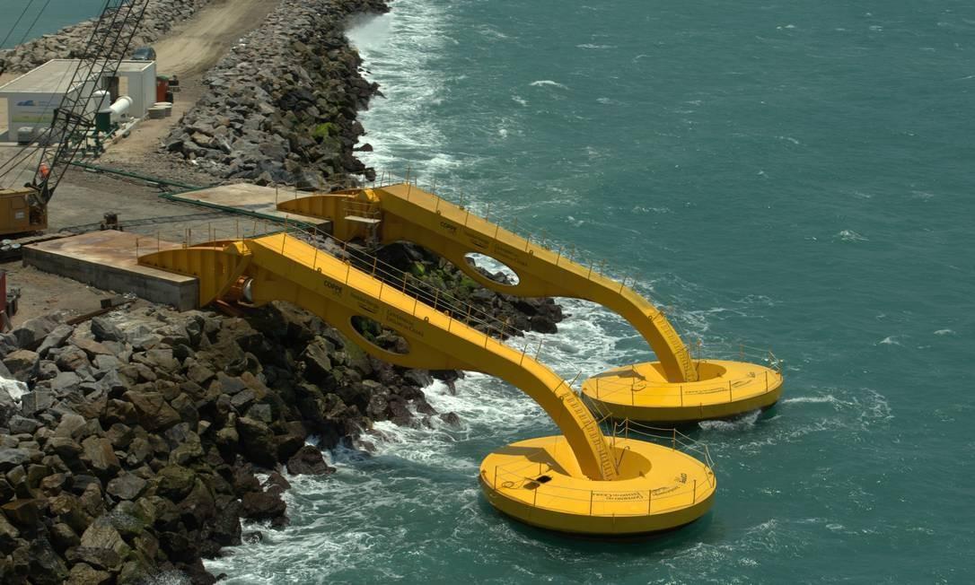 Brasil pode liderar a corrida pela produção de energia limpa no mar Foto: Divulgação