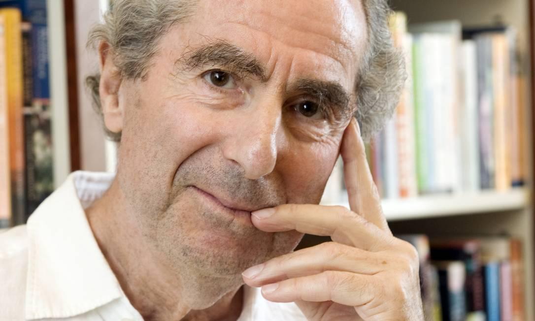 Philip Roth é considerado o escritor mais representativo da chamada Escola do romance judaico-americano Foto: AP