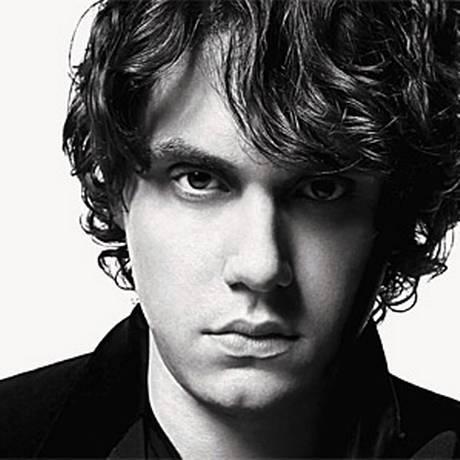 O cantor John Mayer: 'Foi muito ruim o que ela fez' Foto: Divulgação