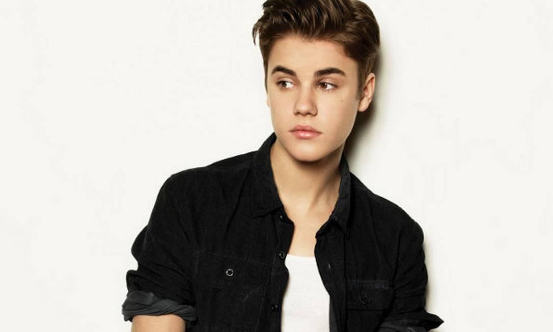 Justin Bieber: sucesso agora com certificado Vevo Foto: Divulgação