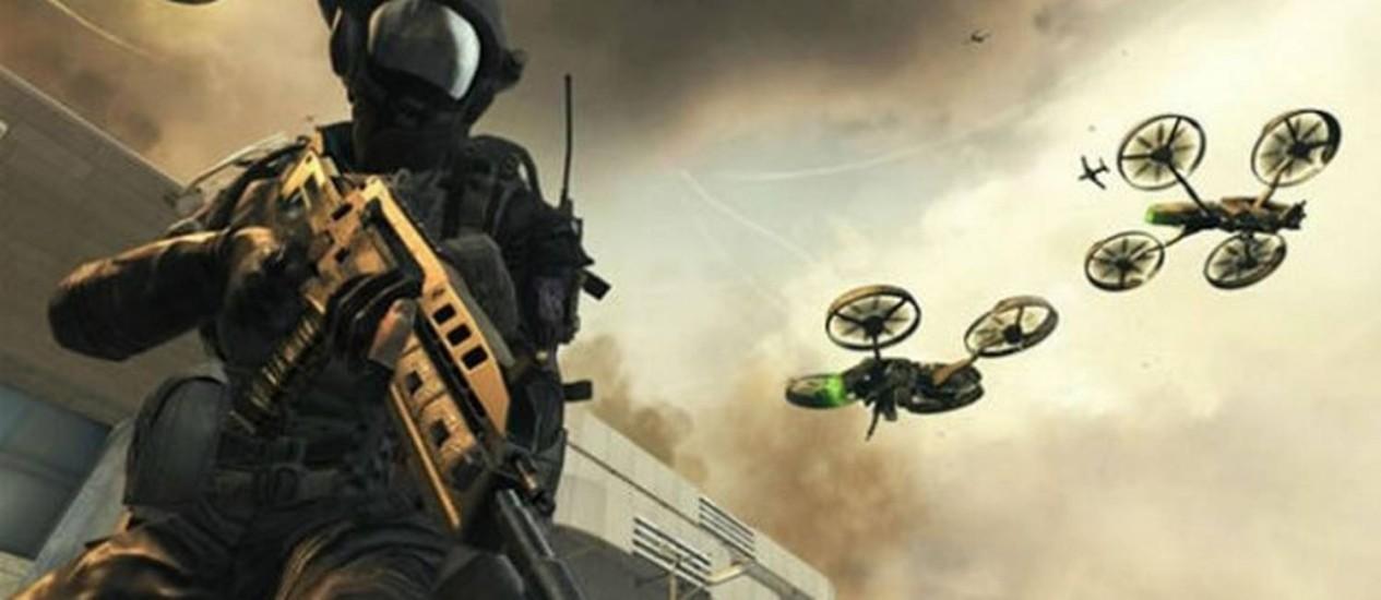 'Call of Duty: Black Ops II': rumores indicavam versão para o Wii U; Activision não confirma nem desmente Foto: Reprodução