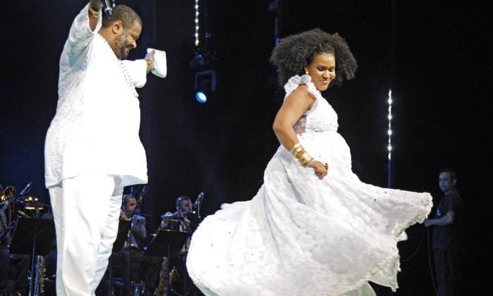 Arlindo Cruz foi premiado como cantor de samba Leonardo Aversa / O Globo