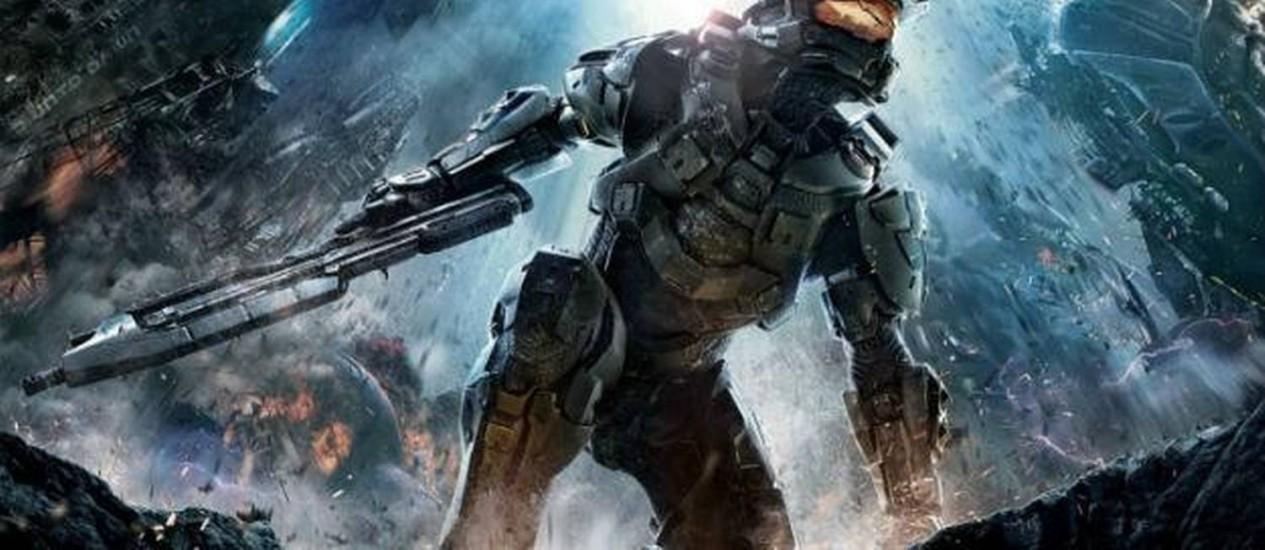 'Halo 4' foi uma das novidades apresentadas durante a E3 2012 Foto: Divulgação