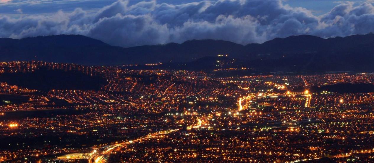"""""""Cities of speed: Bogotá Change"""", de Andreas Møl Dalsgaard, que documenta mudanças sociais na Colômbia, será exibido antes da mesa-redonda Foto: Divulgação"""