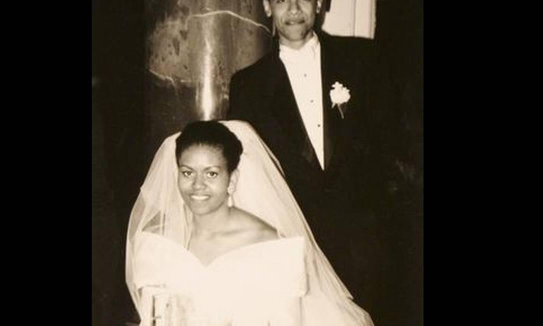Em outubro de 1992, Obama se casou com Michelle Reuters