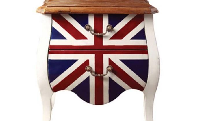 Cômoda London (R$ 3.672), da Mac Móveis Divulgação