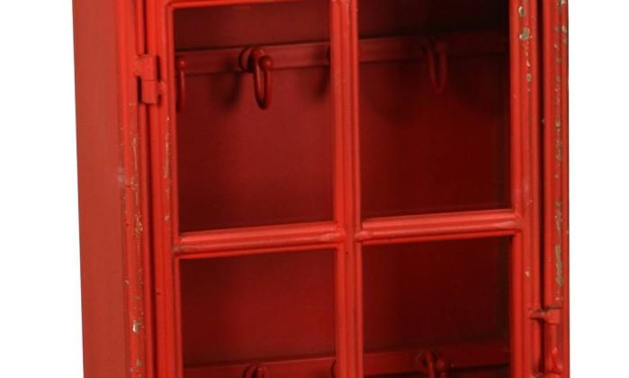 Miniatura da cabine telefônica clássica londrina (R$ 390), na Rosa Kochen Divulgação