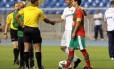 Fred completou 127 jogos com a camisa do Fluminense na partida contra a Portuguesa