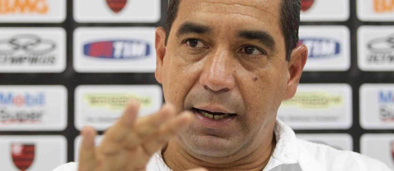 Zinho diz que Flamengo pode buscar camisa 10 'incontestável' Foto: Ivo Gonzalez/Arquivo