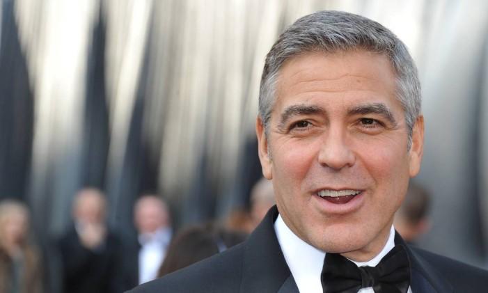 George Clooney será produtor de filme com Meryl Streep e Julia Roberts Foto: AFP