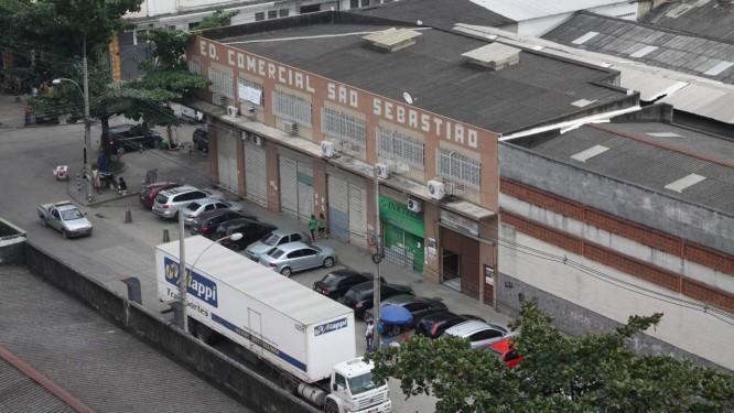 Mercado São Sebastião, na Penha, será revitalizado Foto: Paulo Nicolella / Agência O Globo
