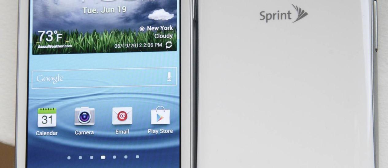 Samsung Galaxy S III Foto: AP