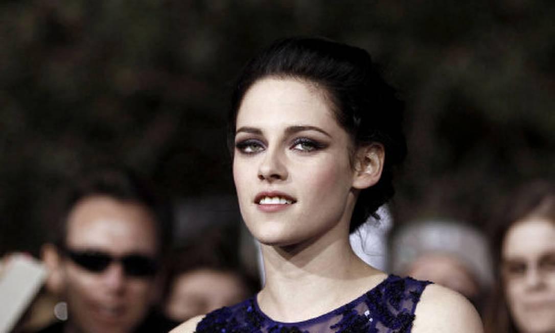 Kristen Stewart: novo tumblr ironiza a atriz Foto: AP Photo/Matt Sayles
