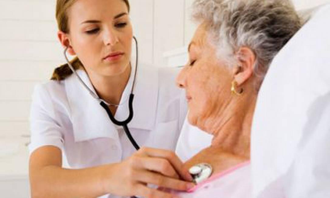 Profissões ligadas aos cuidados com idosos não param de crescer Foto: Reprodução