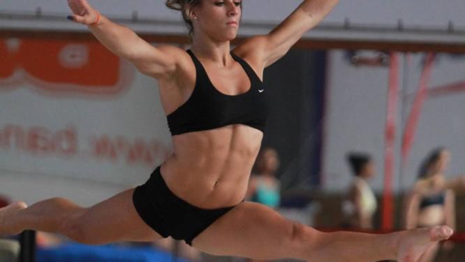 Jade Barbosa não vai participar das Olimpíadas de Londres Foto: Jorge Willian / Agência O Globo