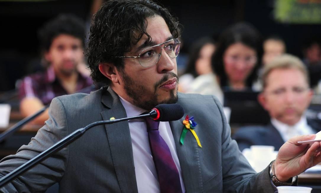 Deputado federal Jean Wyllys (PSOL-RJ) Foto: Agência Câmara / Divulgação
