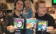 Músicos do Green Day mostram capas dos próximos discos da banda