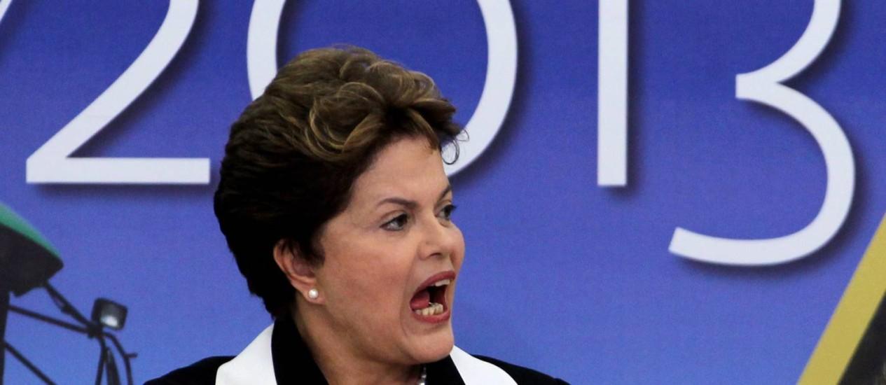 Presidente Dilma Rousseff Foto: O Globo - 28/06/2012 / Gustavo Miranda