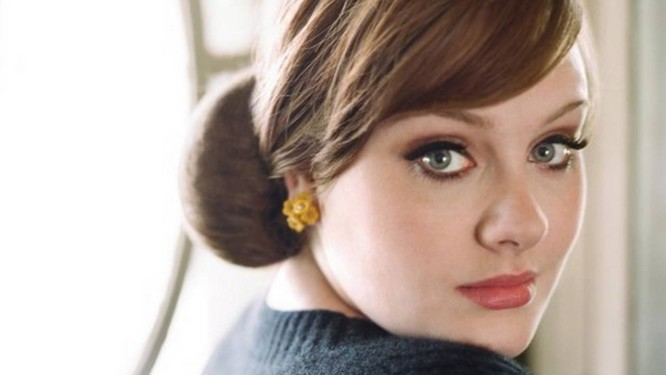6ba13f6aa7 Adele disse que está grávida em seu blog Foto  Divulgação