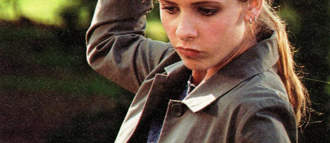 """Sarah Michelle Gellar em """"Buffy, a caça-vampiros"""" Foto: Divulgação"""