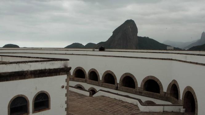 A Fortaleza de Santa Cruz, em Niterói, que aparece na lista de locais que levaram o Rio a ser patrimônio mundial Foto: Gustavo Stephan - 03/05/2011 / O Globo