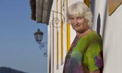 A inglesa Liz Calder é a idealizadora da Flip Foto: Márcia Foletto