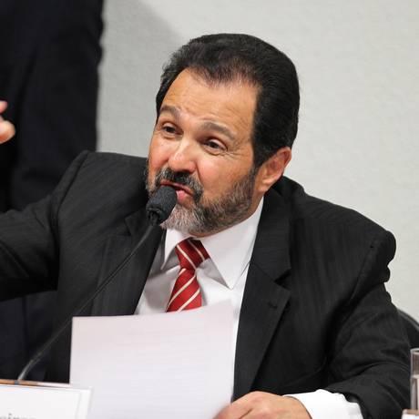 Ex-governador do DF, Agnelo Queiroz Foto: O Globo 13/06/2012 / Ailton de freitas