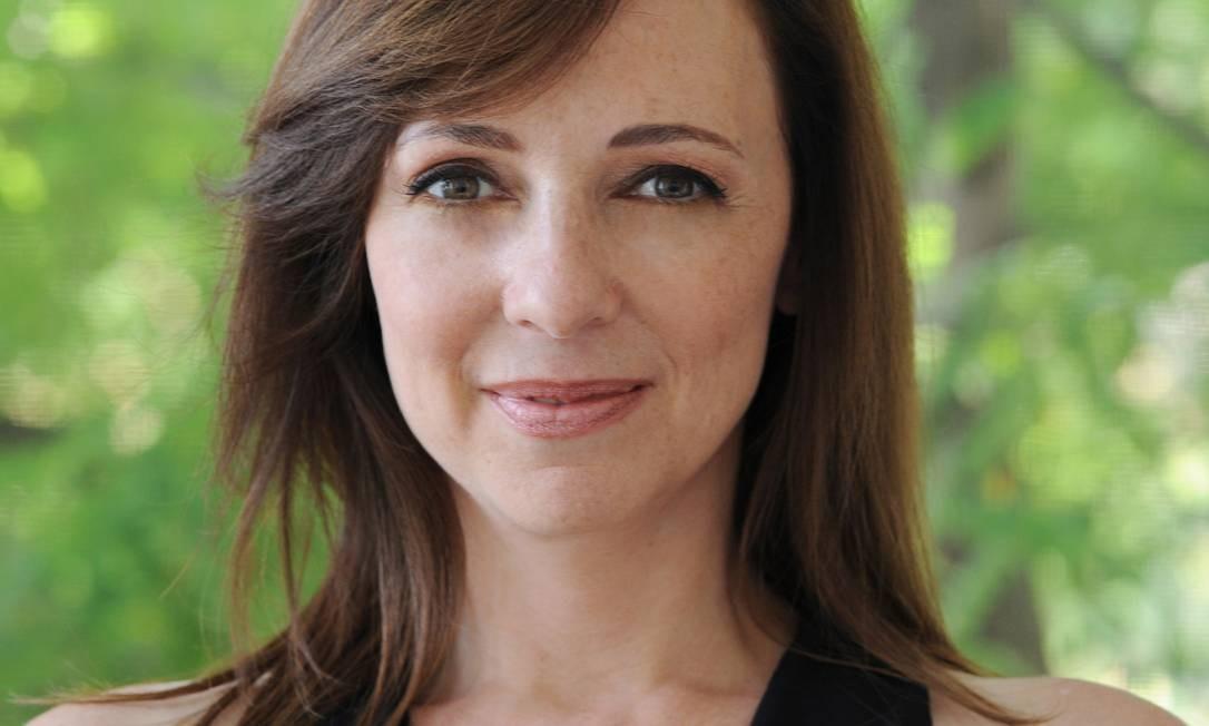 """A americana Susan Cain, autora de """"O Poder dos Quietos"""" (Ed. Agir) Foto: DIVULGAÇÃO/AARON FEDOR"""