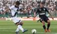 Vasco e Figueirense empataram em 1 a 1 em Florianópolis