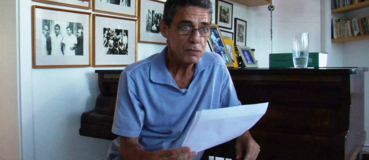 Chico Buarque: músicas a serviço do aprendizado infantil Foto: Divulgação