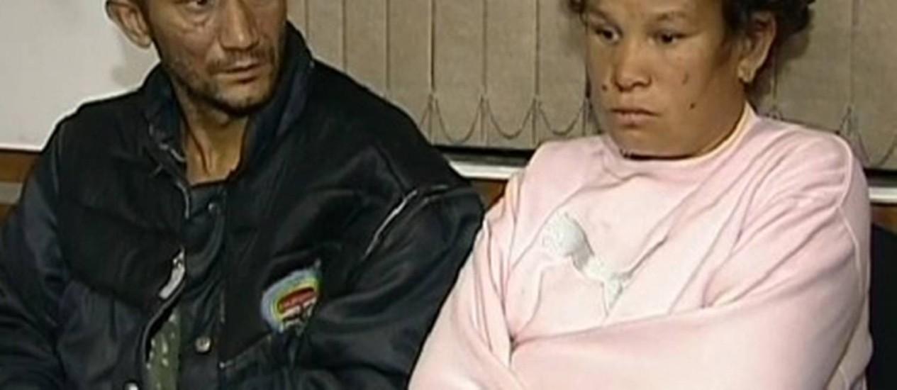 O casal devolveu os R$ 20 mil encontrados Foto: Reprodução/TV Globo