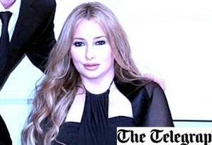 Filha do príncipe Talal mora em Londres há cinco anos, mas corre risco de ser deportada pois passaporte está sem validade Foto: Reprodução
