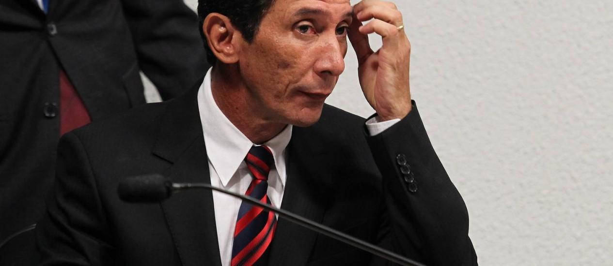 Em depoimento, Raul Filho negou ter qualquer tipo de envolvimento com Cachoeira Foto: Agência O Globo / Ailton de Freitas