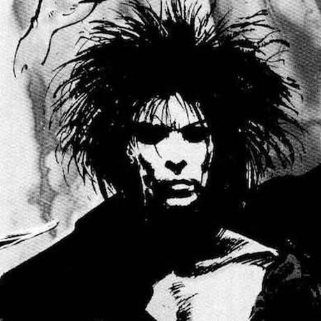 Morpheus, o Sonho criado por Neil Gaiman Foto: Reprodução