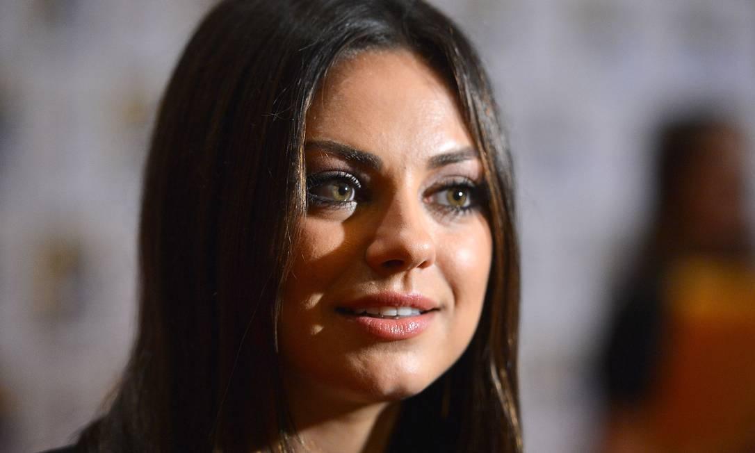 """Mila Kunis foi à première de lançamento de """"Frankenweenie,"""" """"Wreck It Ralph"""" e """"Oz"""", novas produções da Disney AFP"""