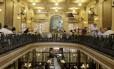 Delícias de Históira: a centenária Confeitaria Colombo será um dos pontos do roteiro Menu Real