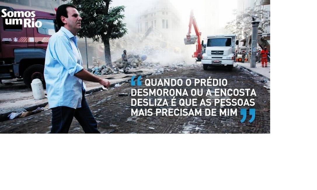 Publicação do prefeito retirada do Facebook Foto: Reprodução