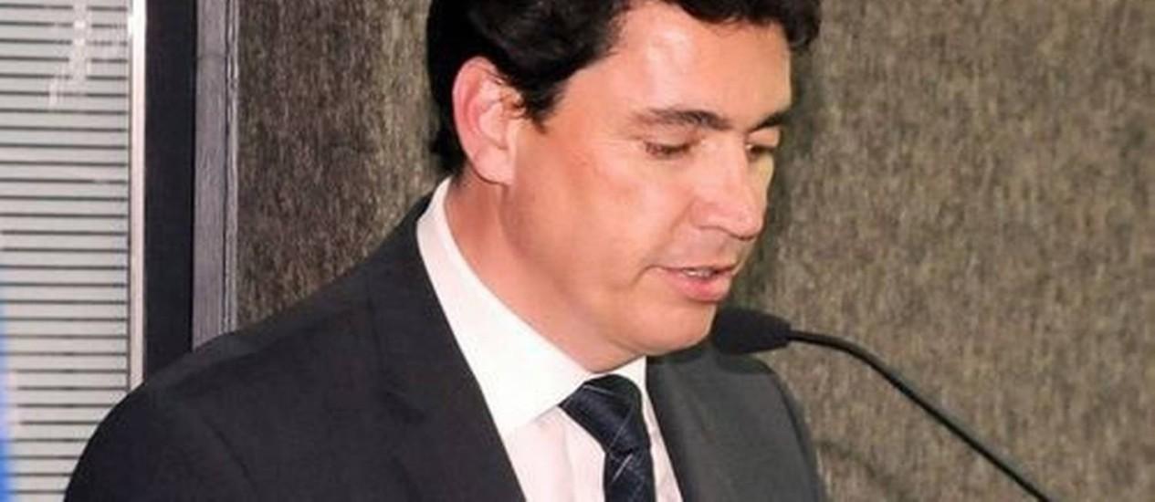 Wilder Morais tomou posse na última sexta-feira Foto: Divulgação / Agência Senado 13.07.2012