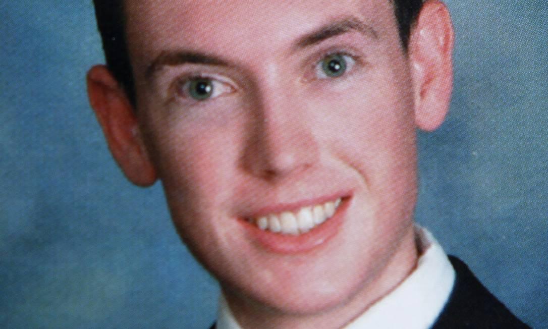Foto de 2006, época em que James Holmes era estudante do Ensino Médio em Westview High School Foto: Reuters