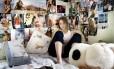 O projeto 'Girl in her room', da fotógrafa libanesa Rania Matar, reúne imagens de adolescentes de diferentes países e estilos em seus quartos. Nesta foto, uma americana do estado de Massachusetts